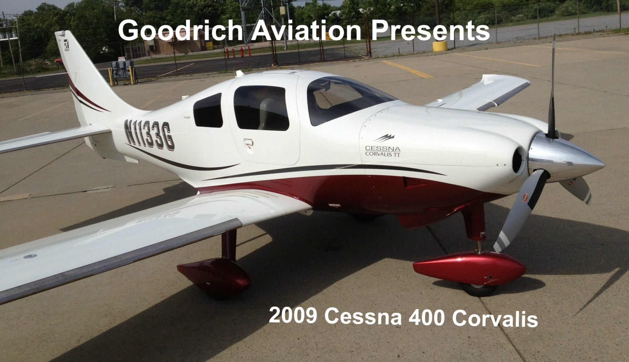 For Sale — 2009 Cessna 400 Corvalis TT N1133G – Goodrich
