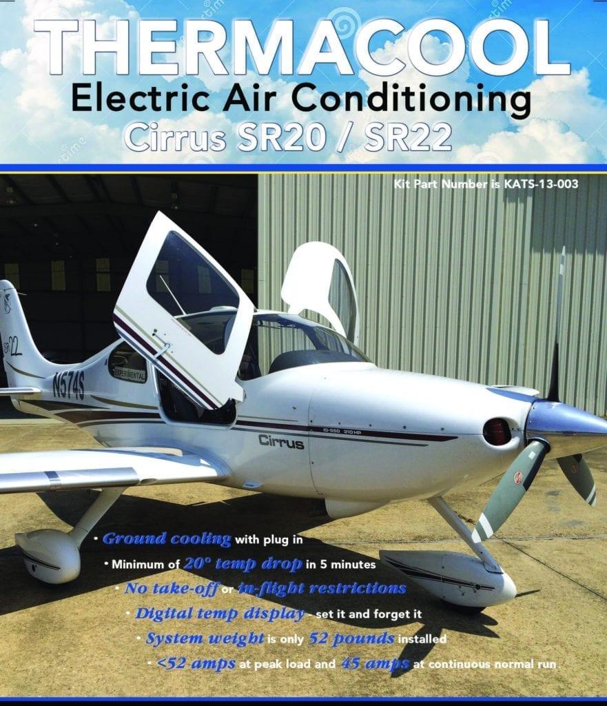 cirrus air conditioning goodrich aviation